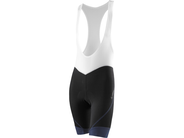 Löffler Carina Gel Bike Bib Pants Women black/graphite
